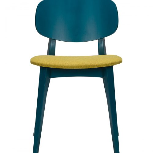 Semi-Upholstered Chairs