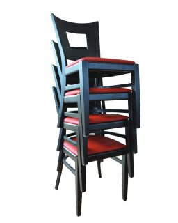 Toby CO Stacking Chair