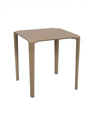 Cannes Square Table (stacking)