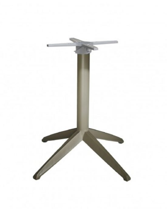 Perth Flip Top Dining Base (Taupe)